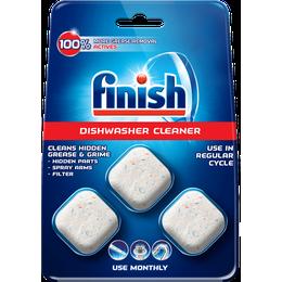 FINISH In Wash Dishwasher Cleaner