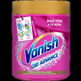 Vanish Oxi Advance Polvo potenciador de lavado para la ropa
