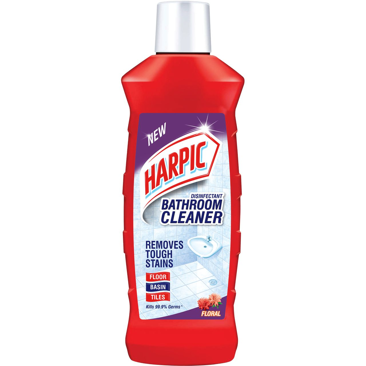 Bathroom Cleaner | Harpic Bathroom Cleaner