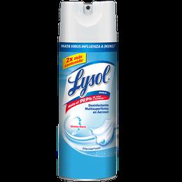 Lysol Aerosol Crisp Linen 538 g