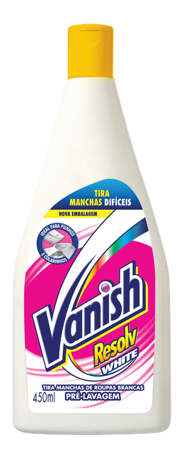 Vanish Resolv White