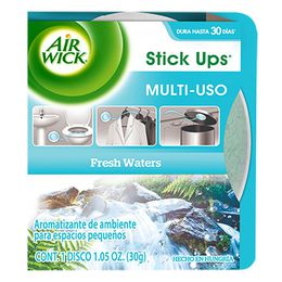 AIR WICK® STICK UPS®  FRESH WATERS 30 gr