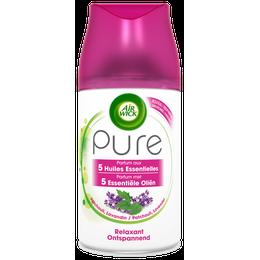 Navulling Freshmatic Max Pure Essentiële Oliën Ontspannend