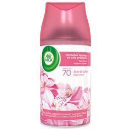 Air Wick Recharge Freshmatic Orchidée sauvage & soie précieuse ¹