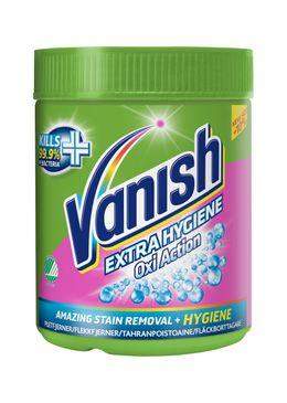 Vanish Oxi Action Extra Hygiene Jauhe 520 g