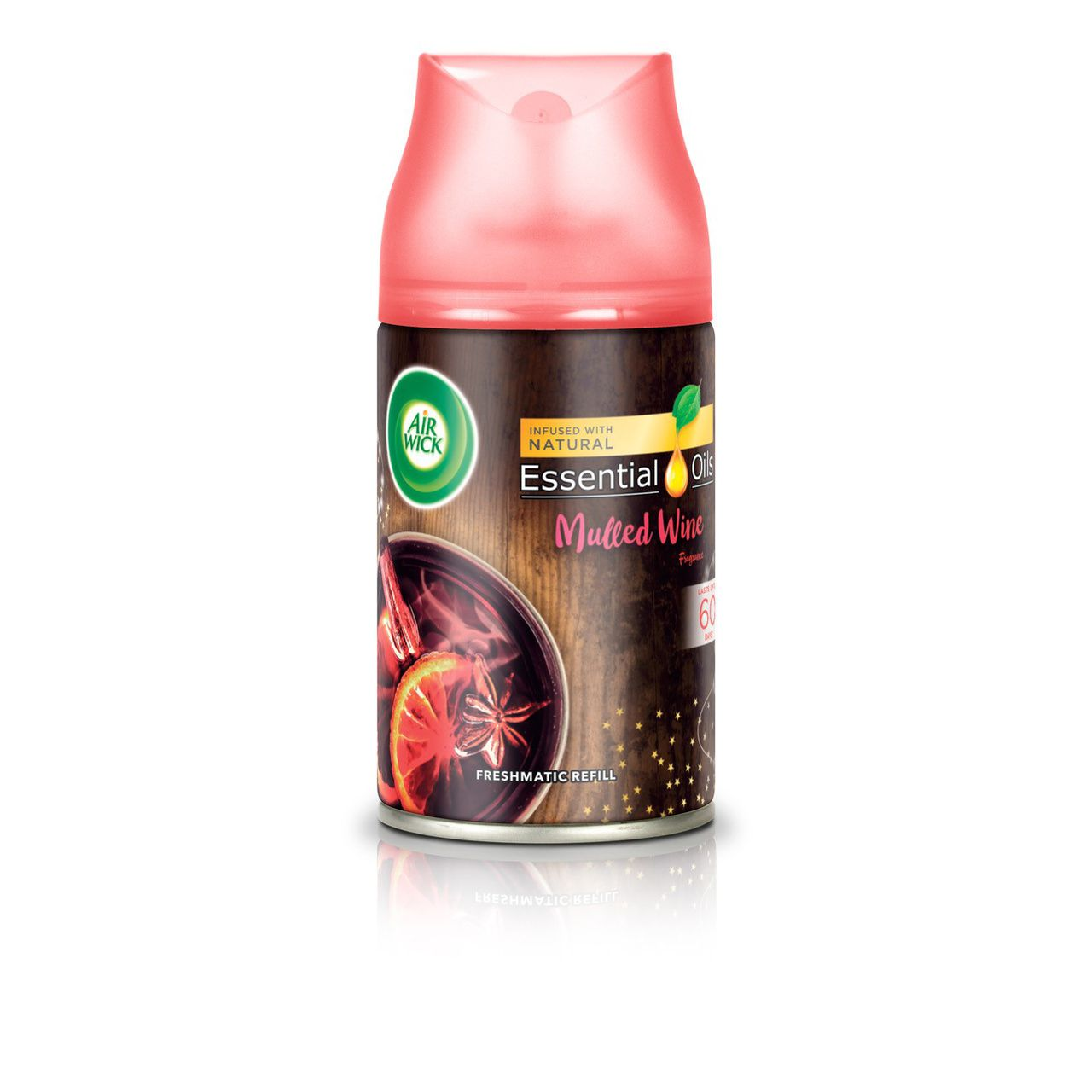 Air Wick Freshmatic Autospray Single Refill Mulled Wine