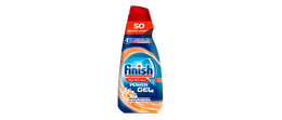 Gel para lavavajillas Finish All in One Max Antiolor