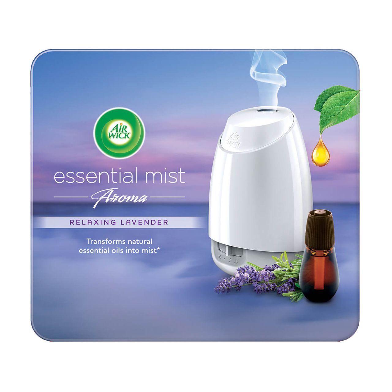 Air Wick Air Freshener Essential Mist Aromatherapy Lavender
