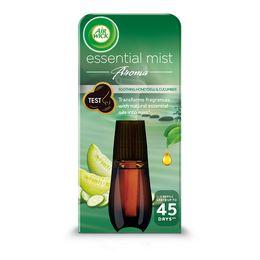 Air Wick Aromatyczna Mgiełka - wkład o zapachu melona i ogórka