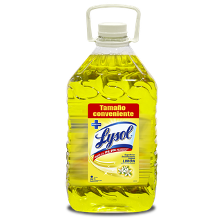 Lysol® Superficies Desinfectantes Limón 5 Lts