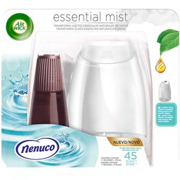 AIR WICK ESSENTIAL MIST KIT APARATO BLANCO + RECAMBIO NENUCO