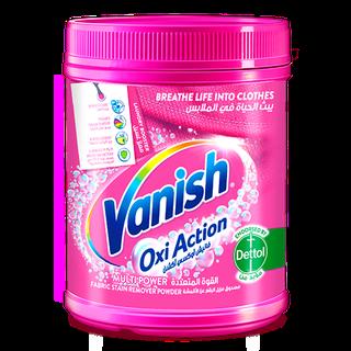 Vanish Oxi Action Powder