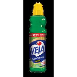 Veja Desinfetante Limão 480mL