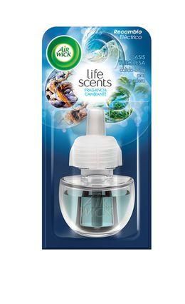Air Wick®Ambientador Eléctrico - Life Scents™  Oasis Turquesa