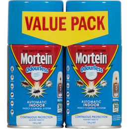 Mortein Odourless Twin Refill