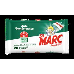 Serpillières Antibactériennes ²