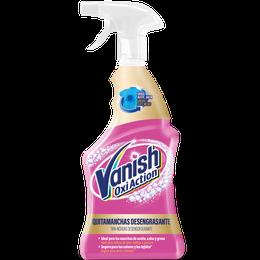 Vanish Oxi Action Pretratante Spray desengrasante