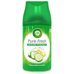 Air Wick Recharge Freshmatic Pure Fresh Concombre et Melon¹