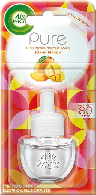Air Wick Air Freshener Island Mango Plug In Refill 19ml