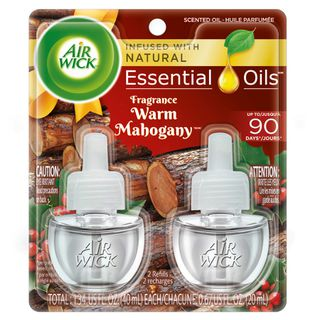 WARM MAHOGANY SCENTED OIL