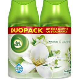 Air Wick Freshmatic Refills Duopack Freesia & Jasmin 500 ml