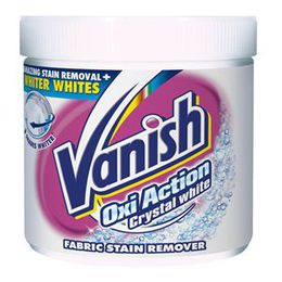 VANISH OXI ACTION CRYSTAL WHITE PRAŠEK