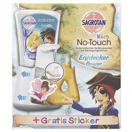 Sagrotan Kids No-Touch Automatischer Seifenspender für Kinder inkl. Nachfüller