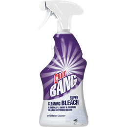 CILLIT BANG SUPER CLEANING BLEACH - SNAVS & SKIMMEL