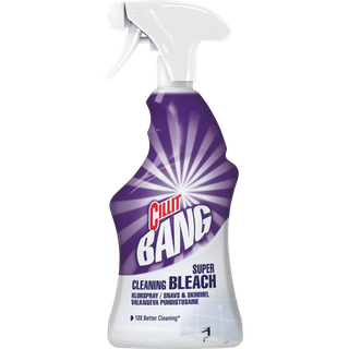 CILLIT BANG SUPER CLEANING BLEACH - SNAVS & SKIMMEL