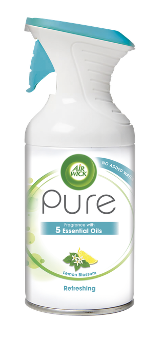 Air Wick Pure Essential Oils Refreshing Instant Spray