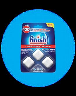 Finish mosogatógép tisztító tabletta