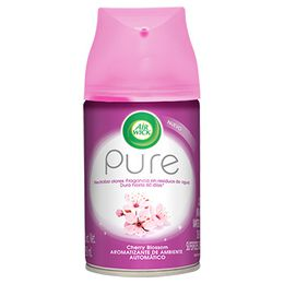 AIR WICK® FRESHMATIC® PURE CHERRY BLOSSOM REPUESTO 250ML