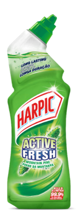 HARPIC ACTIVE FRESH CLEANERS Pine