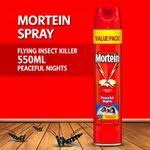Mortein Peaceful Nights 550ML Aerosol