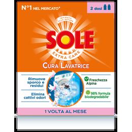 SOLE CURA LAVATRICE CLASSICO 250ml x 2