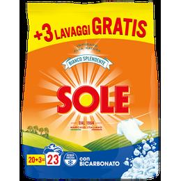 SOLE BIANCO SPLENDENTE 18+5