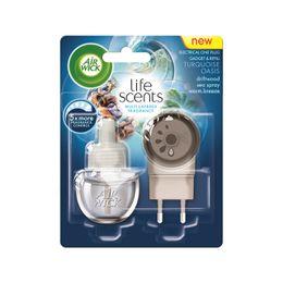 Električni osvježivač zraka komplet - Turquoise Oasis