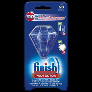 finish protector vajilla y cristal