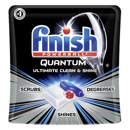 Finish Quantum Fresh Scent