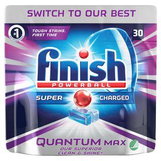 Finish Powerball Quantum Max