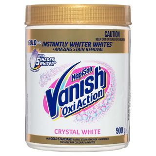 Vanish Gold Pro OxiAction Crystal White Powder