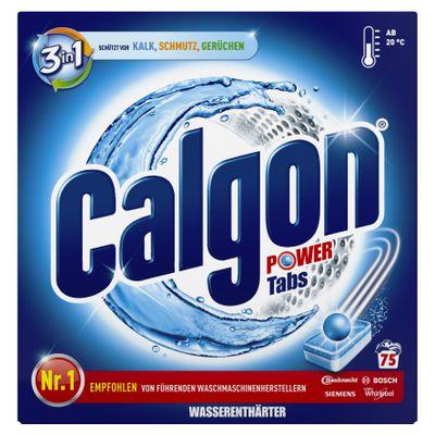 calgon 3in1 power tabs sch tzt ihre waschmaschine vor. Black Bedroom Furniture Sets. Home Design Ideas