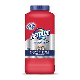 Resolve® Pet Expert Deep Cleaning Powder