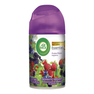 AIR WICK® FRESHMATIC® FRUTOS ROJOS REPUESTO 250 mL