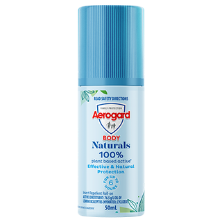 Aerogard Naturals Insect Repellent Roll On 50ml