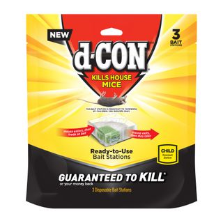 D-CON® DISPOSABLE BAIT STATION