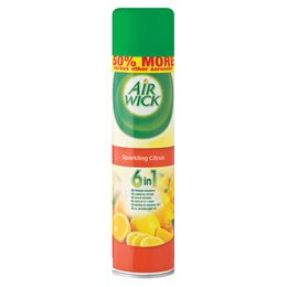 AIRWICK AIR FRESHNER SPARKLING CITRUS