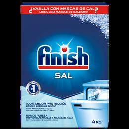 Sal para lavavajillas Finish
