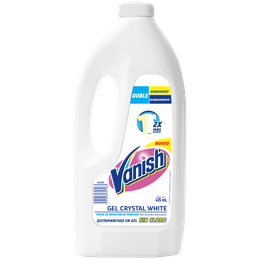 Vanish GEL Crystal White