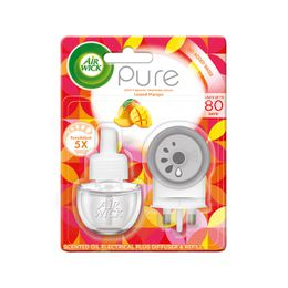 Air Wick Air Freshener Island Mango Plug In Kit 19ml